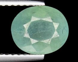 1.50Ct World Rarest Grandidierite Top Quality Gemstone GR13
