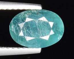 1.08Ct World Rarest Grandidierite Top Quality Gemstone GR15