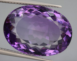 AAA Natural Amethyst 19.31 Cts Top Quality Gemstone