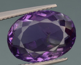 Natural Amethyst 6.37 Cts Top Quality Gemstone
