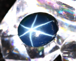 Star Sapphire 8.35Ct Natural 6 Rays Blue Star Sapphire DR569/A39