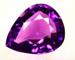 Amethyst 18.80Ct Natural Uruguay Electric Purple Amethyst ER510/C4