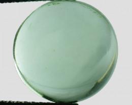 5.65Ct Natural Prasiolite Cabs Top Quality Gemstone  PC39