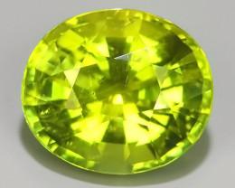 2.50 cts beautiful wow green tourmailne oval shape mozambiqe