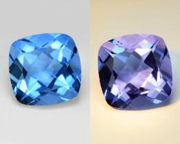 Fluorite 7.80 Cts Color Change Natural Loose Gemstone