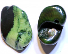 38 CTS TURTLE AGATE DRILLED BEAD  NP-927  NPGEMS