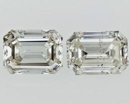 0.60cts Fancy Colored Diamonds , Fancy Shaped Diamond