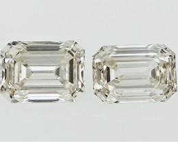 0.30 cts Fancy Colored Diamonds , Fancy Shaped Diamond