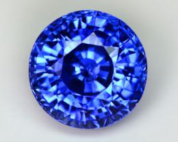 LOTUS CERTIFIED - 7.32ct CORNFLOWER BLUE SAPPHIRE - CEYLON - AMAZING COLOUR