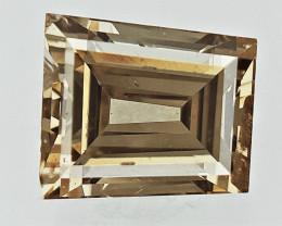 0.38 cts Fancy Colored Diamonds , Fancy Shaped Diamond