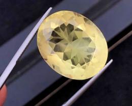 Brilliant Color  28.70 Ct Natural Citrine gemstone