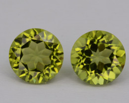 Natural Green Peridot  3.22  Cts, Top Quality Gemstone