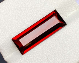Natural Rhodolite 5.40 cts Sparkling Gemstone