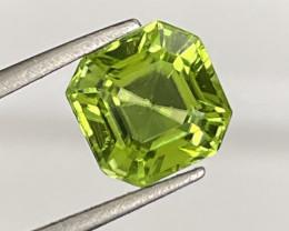 3.32 CT Peridot Gemstones from Pakistan
