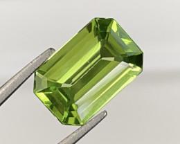 3.94 CT Peridot Gemstones from Pakistan