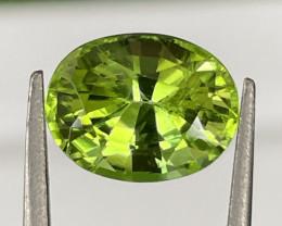 3.61 CT Peridot Gemstones from Pakistan