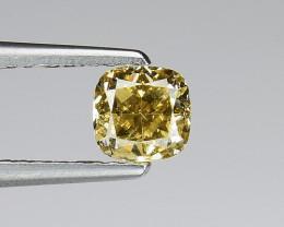 4000$ Certificate 0.72 Carat Natural Diamond natural fancy color