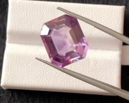 8.75 carats, Natural Amethyst.