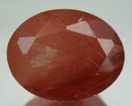 1.91 Cts Natural Sunstone Andesine Oval Cut Congo-Africa