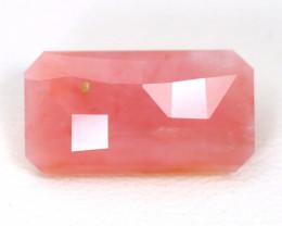 Pink opal 4.39Ct Master Cut Natural Peruvian Andean Pink Opal ST669