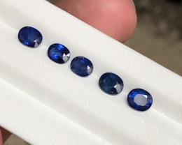 ~No RESERVE~4.50 Carats Natural Sapphires Gemstones
