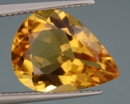 7.21 Cts AAA Natural Citrine Top Color Gemstone
