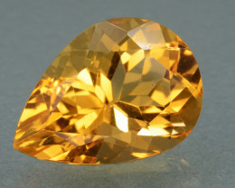 Natural Citrine  10.44  Cts, Top Quality Gemstone
