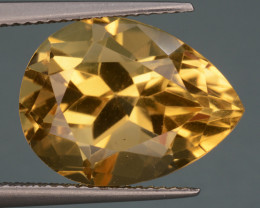 Natural Citrine  9.51  Cts, Top Quality Gemstone