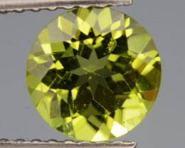 Natural Green Peridot 1.41  Cts, Top Quality Gemstone