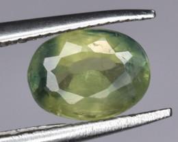 1.085 CTS Bicolor Sapphire Gem