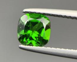 0.80 Ct Rare Unheated Chrome Diopside Gemstone. Cd-89302