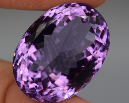 23.79 Cts AAA Natural Amethyst Top Quality Gemstone