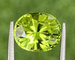 3.26 CT Peridot Gemstones from Pakistan