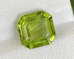 3.10 CT Peridot Gemstones from Pakistan