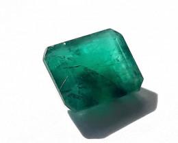 2.26 ct  Emerald Natural Brazilian