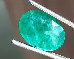 7.65 ct - Natural Brazilian emerald