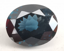Spinel, 3.155ct, top quality stone from Ceylon!