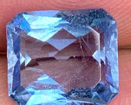 Santa Maria Hue 8.93 carats Natural Aquamarine