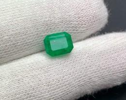 3.5ct Emerald Dark Green Lovely