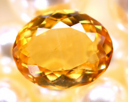 Citrine 5.64Ct Natural  Golden Yellow Color Citrine D2421/A2