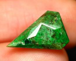 Maw Sit Sit 3.16Ct Master Cut Natural Burmese Jadeite Jade ST816