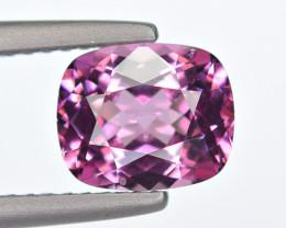 1.79 Carat Burmese Spinel Cut Gemstone