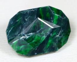 Maw Sit Sit 5.75Ct Master Cut Natural Burmese Jadeite Jade B2203