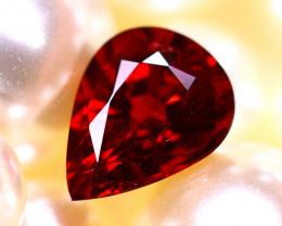 Almandine 2.64Ct Natural Vivid Blood Red Almandine Garnet  D2601/B26