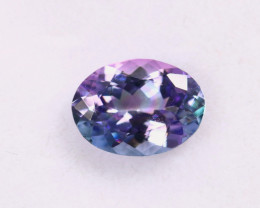 1.07cts Natural Tanzanite Gemstone / ZBKL1343