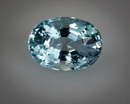 Aquamarine 2.87 ct Sri Lanka GPC
