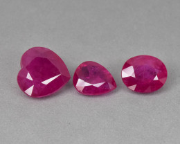 3.50 Cts Amazing Beautiful Natural Mozambique Ruby