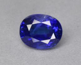 1.40 Cts Fabulous Beautiful Natural Blue Sapphire