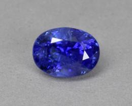 1.45 Cts Dazzling Wonderful Natural Blue Sapphire