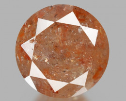 Diamond 0.51 Cts Untreated Fancy Color Natural Loose Diamond